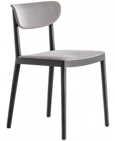 Chaise 2800 Tivoli CMP Design Pedrali frêne massif scandinave design