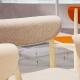Fauteuil Bridge Tivoli 2807 2806 CMP Design Pedrali bois frêne massif