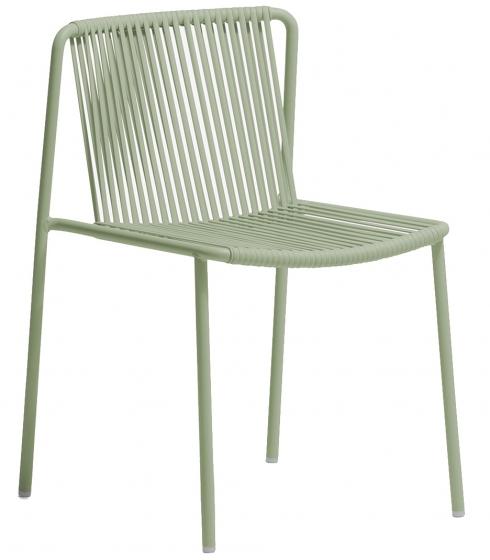 Chaise Tribeca 3660 CMP Design Pedrali acier laqué fil nylon empilable