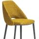 Chaise Vic wood 655 Patrick Norguet Pedrali bois, frene. chaise garnie
