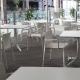 Fauteuil design Volt 675 Pedrali ergonomie résine empilable terrasse
