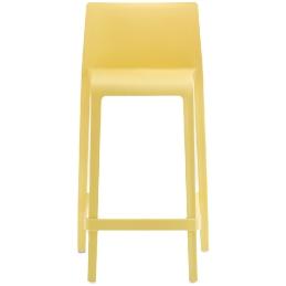 Chaise haute Volt 677 design empilable Claudio Dondoli Pocci Pedrali