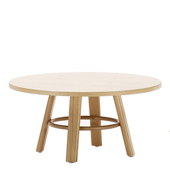 Table basse Karon hetre bois