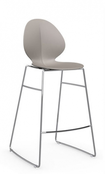 Chaise haute Basil calligaris