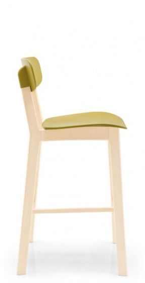 Chaise haute Cream calligaris