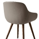 Chaise Igloo bois hetre calligaris
