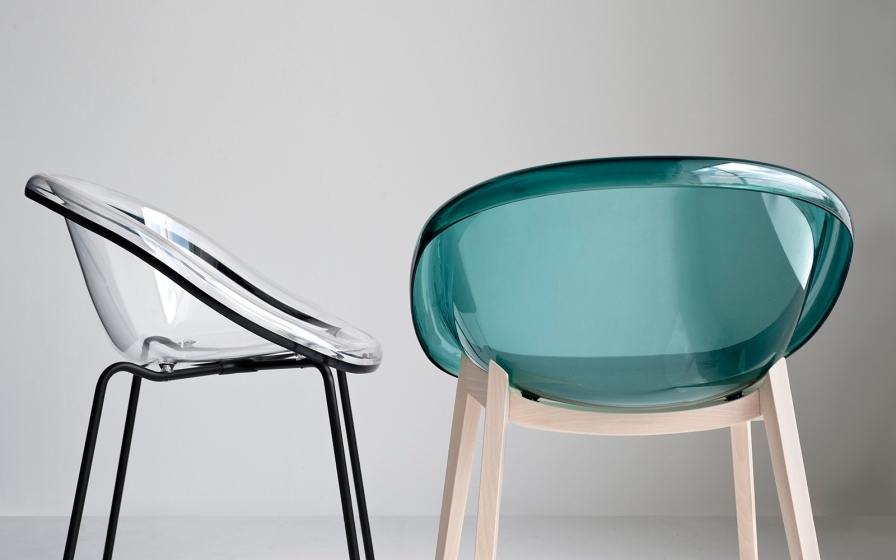 Chaise Bloom calligaris
