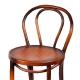 Chaise haute 18 hetre bois courbé