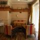 Fauteuil lounge Rockford bois hetre garnie